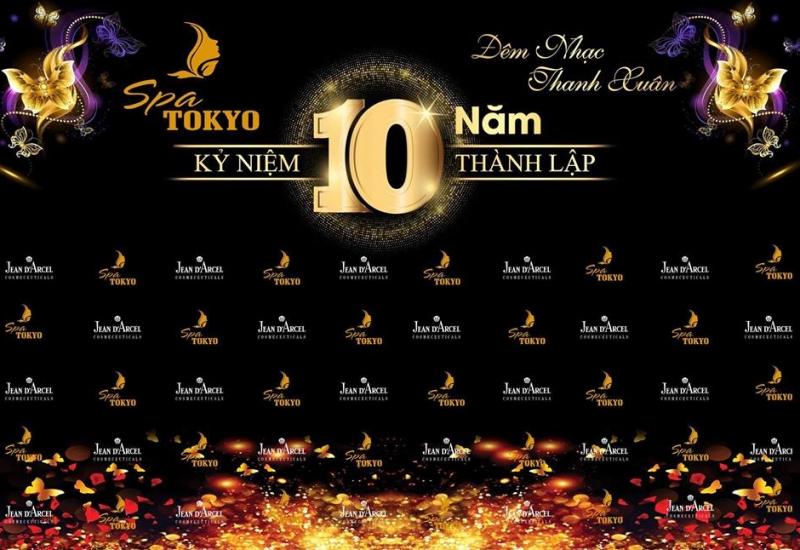 Lễ kỉ niệm Đêm nhạc Thanh Xuân - Spa Tokyo Bắc Giang