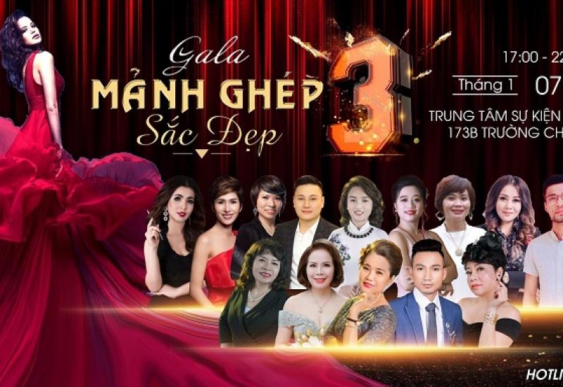 Time Star Group và Liên hiệp Spa Thẩm mỹ Việt Nam ký kết tổ chức Gala Mảnh ghép sắc đẹp 3
