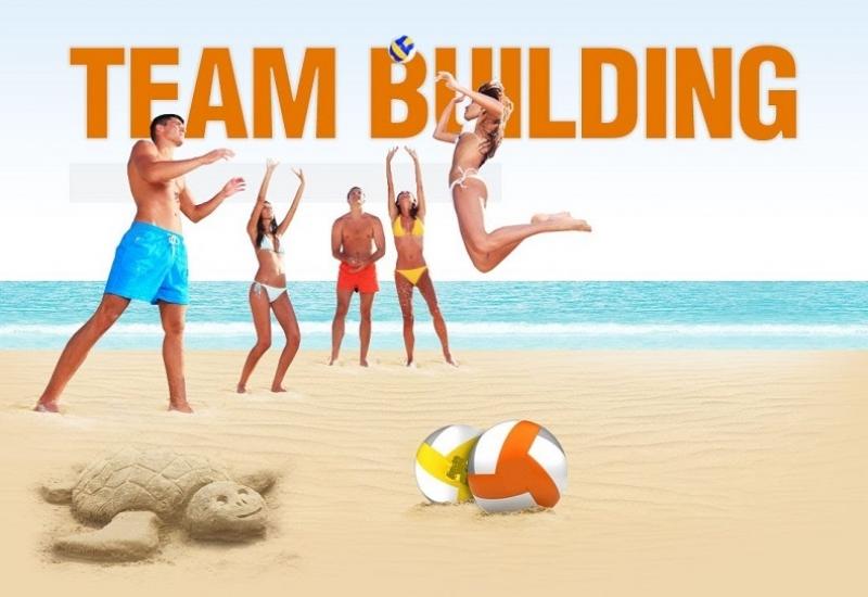 Tổ Chức Teambuilding