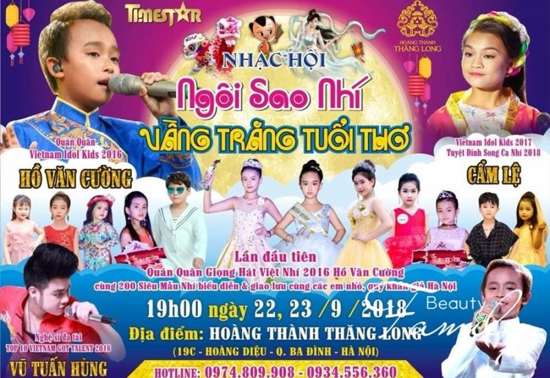 Trailer chương trình Beauty Festival 2018 - Liên hiệp spa thẩm mỹ Việt Nam